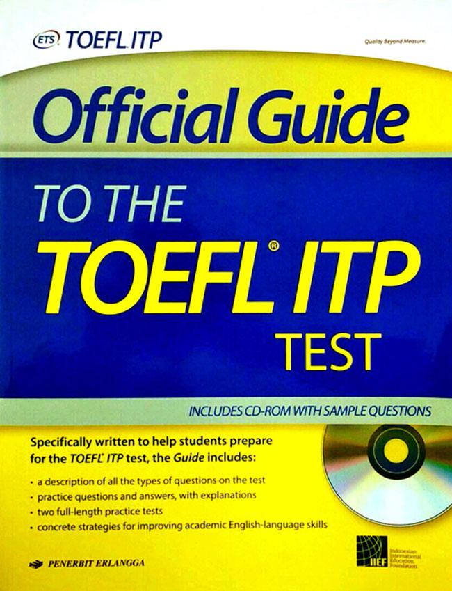 Official Guide Toefl - allergiacomua