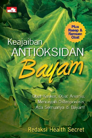 Keajaiban Antioksidan Bayam