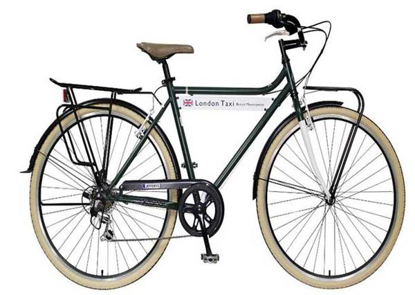 London Taxi Crb Bicycle 700m