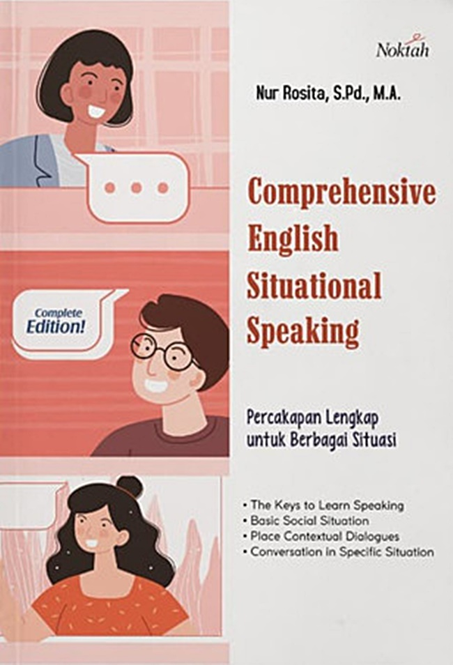Comprehensive English Situational Speaking