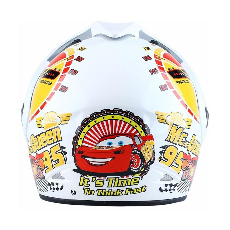 Search red queen Gramedia com Source · WTO Helmet Kids Pet Mc Queen Red Merah M