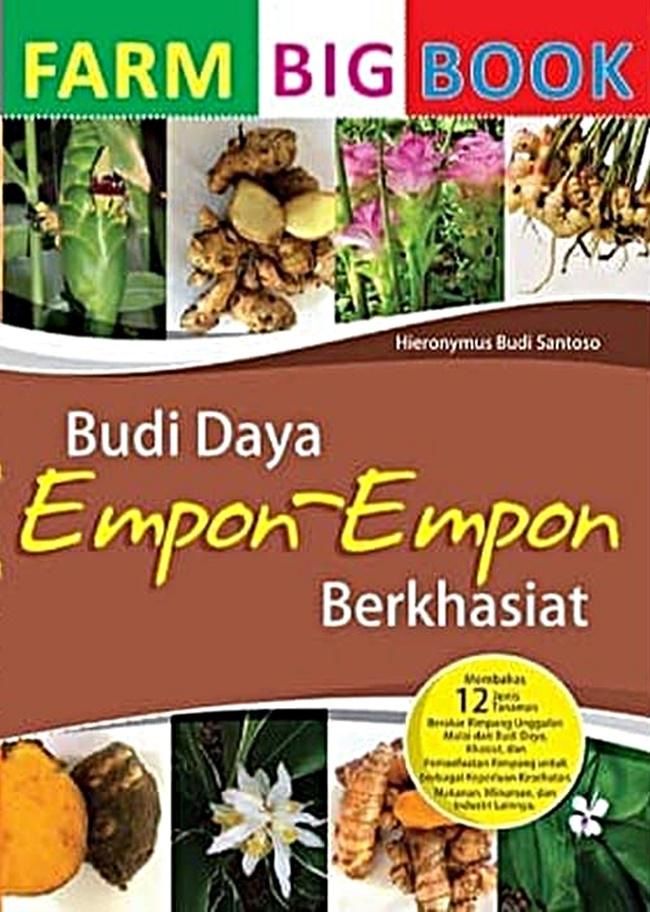 Farm Big Book: Budi Daya Empon-Empon Berkhasiat