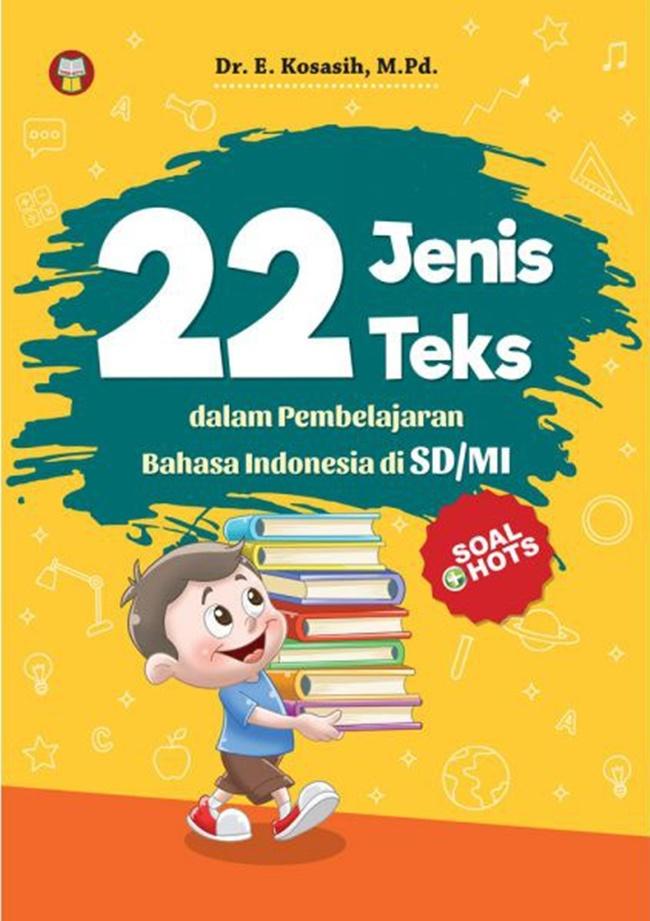 22 Jenis Teks dalam Pembelajaran Bahasa Indonesia di SD/MI