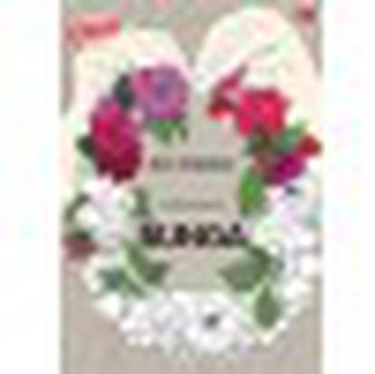 Anti Stres Bunga Buku Mewarnai Coloring Book For Adults