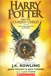 Harry Potter And The Cursed Child I & 2 .