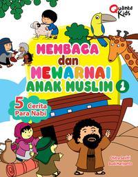 Membaca Mewarnai Anak Muslim 1