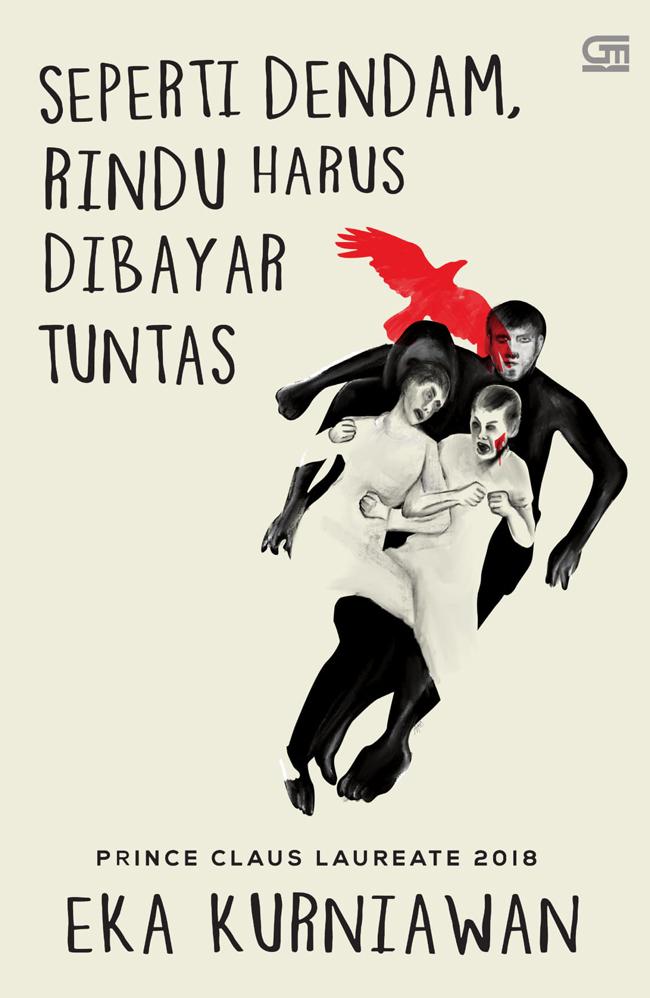Novel Seperti Dendam, Rindu Harus Dibayar Tuntas