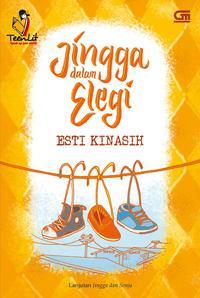 Hasil gambar untuk novel jingga dalam elegi