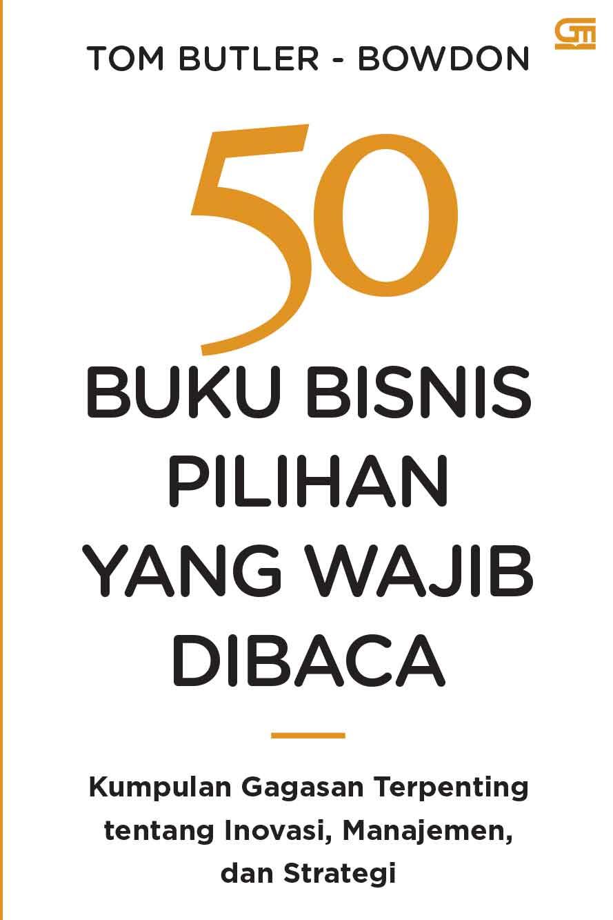 50 Buku Bisnis Pilihan yang Wajib Dibaca