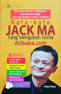 Kata Kata Jack Ma