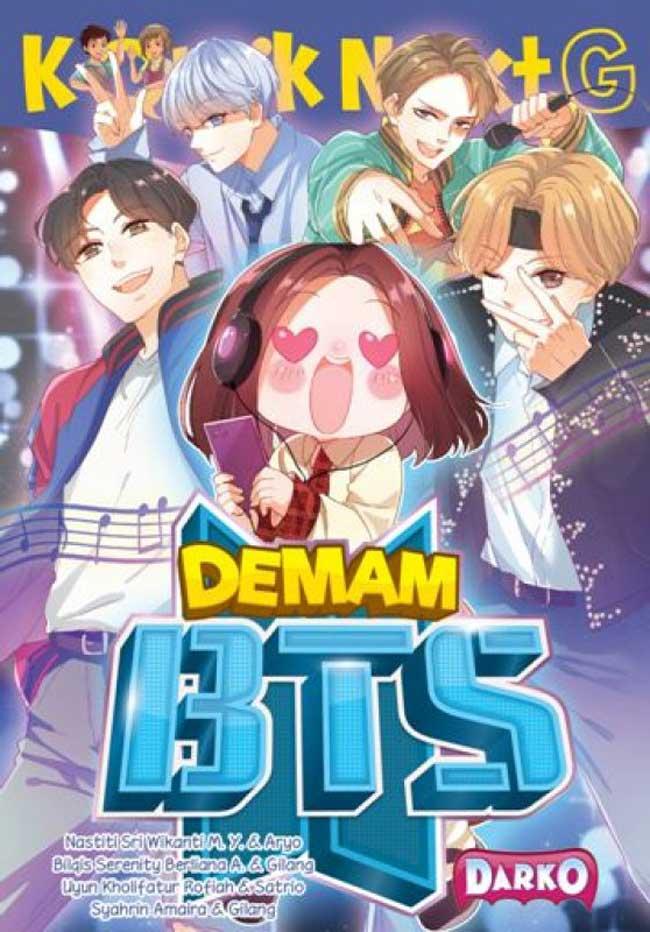 Komik Next G Demam BTS