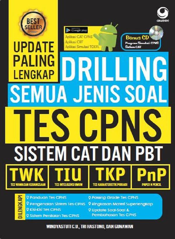Drilling Semua Jenis Soal Tes Cpns 2021 Dan Pembahasannya ...