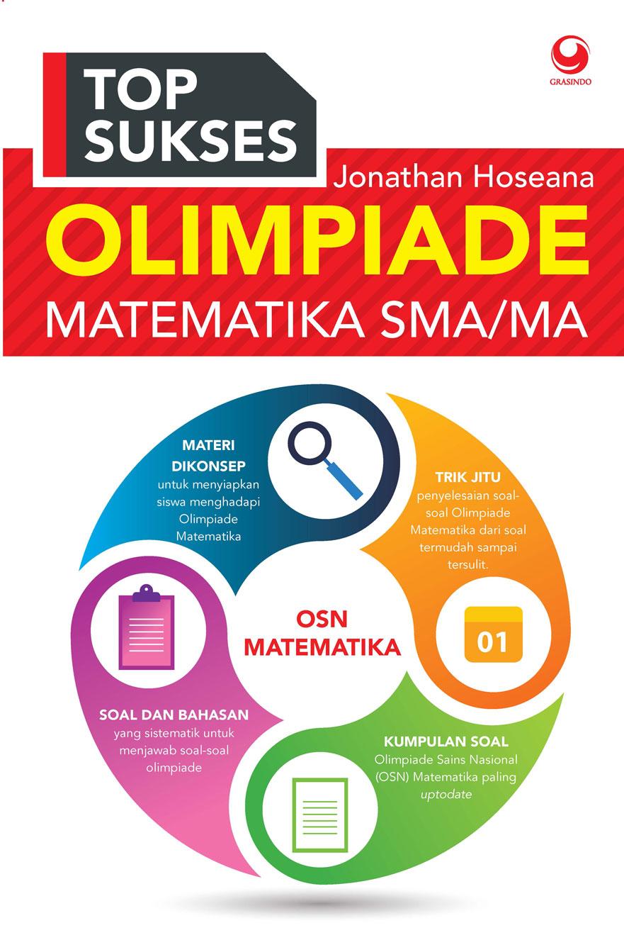 Top Sukses Olimpiade Matematika SMA MA