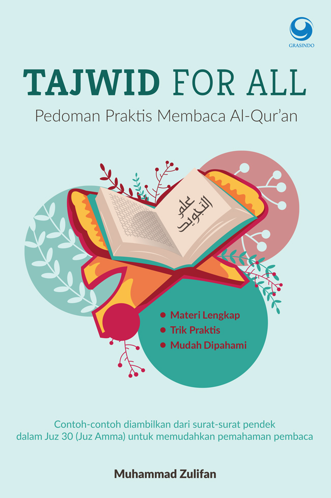 Tajwid For All Pedoman Praktis Membaca Al Qur An