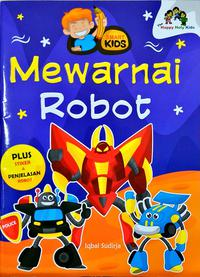 Smart Kids Mewarnai Robot