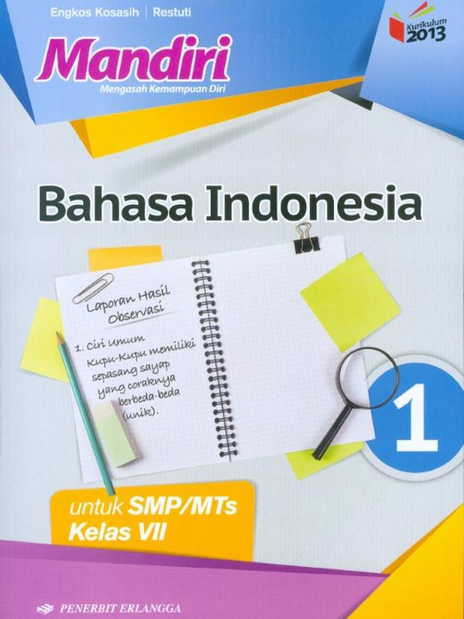 Jawaban Lks Bahasa Indonesia Intan Pariwara Kelas Semester on