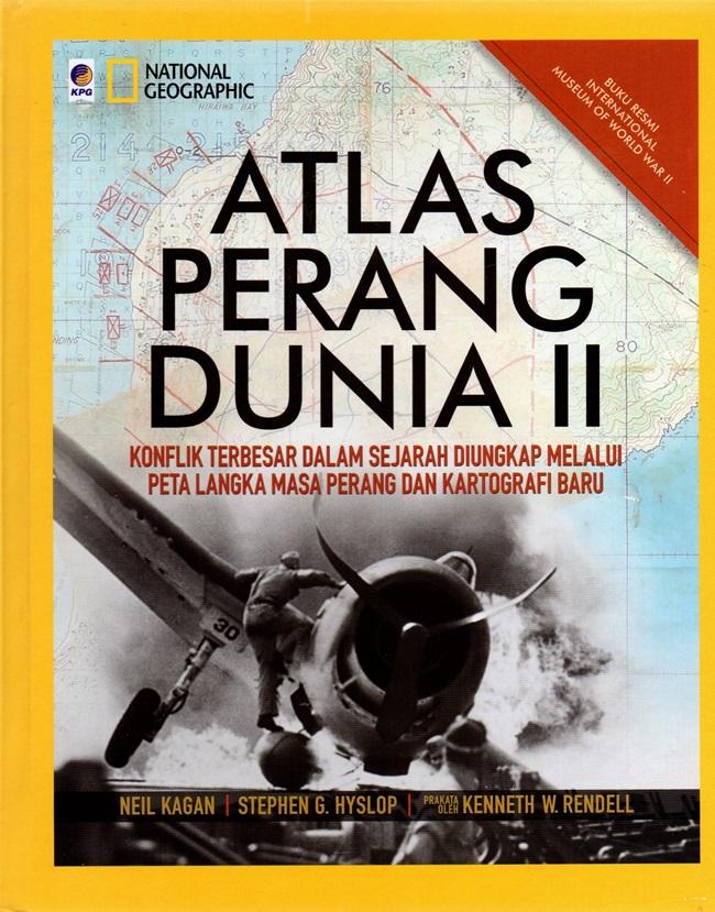National Geographic Atlas Perang Dunia II