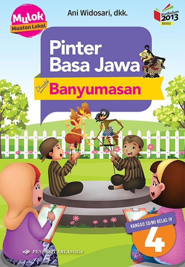 Buku Bahasa Jawa Kelas 4 Kurikulum 2013