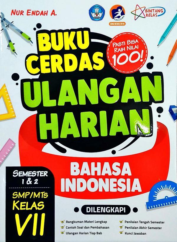 Kunci Jawaban Buku Bahasa Indonesia Kelas 8 Kurikulum 2013 Edisi Revisi 2017