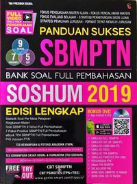 Panduan Sukses SBMPTN SOSHUM 2019 Edisi Lengkap