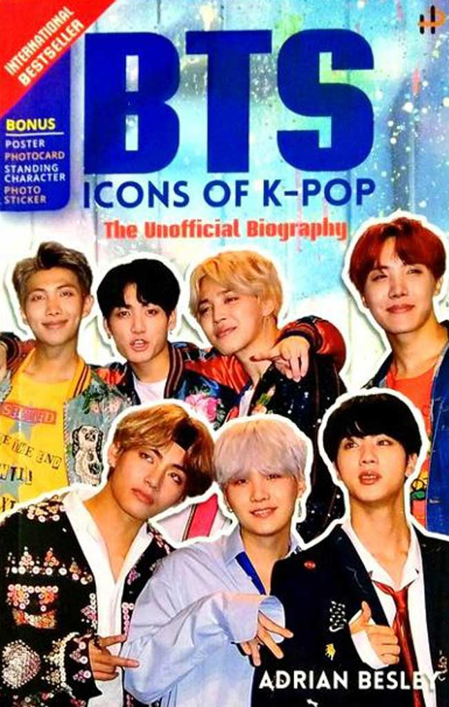 BTS Icons Of K-Pop Unofficial Biography