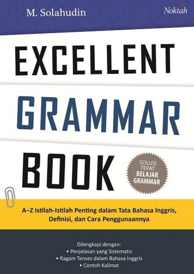 Excellent Grammar Book