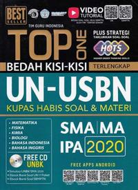 SMA/MA IPA TOP ONE UN-USBN + CD Hots