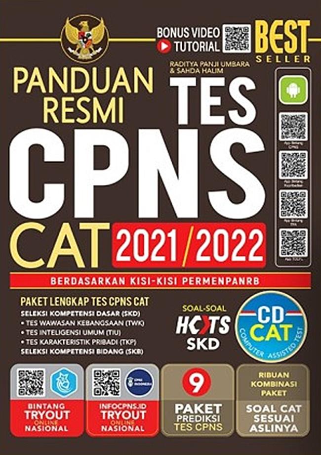 Panduan Resmi Tes Cpns Cat 2021/2022