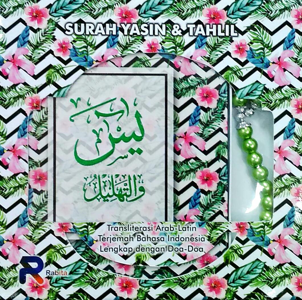 9786026441270surat Yasin Tahlil Hc Tasbih Box Rabita