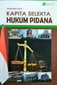 Kapita Selekta Hukum Pidana
