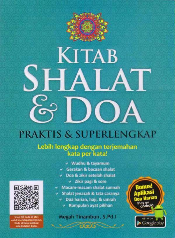 Kitab Shalat Doa Praktis Superlengkap