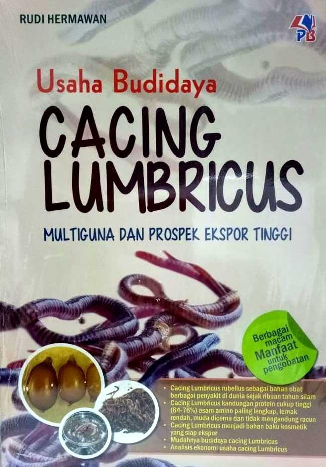 Usaha Budidaya Cacing Lumbricus