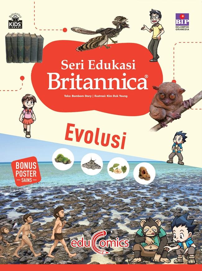 Seri Edukasi Britannica : Evolusi