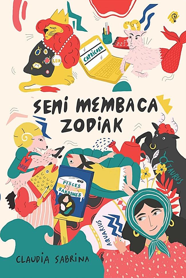 Seni Membaca Zodiak | Claudia Sabrina