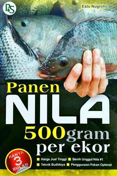 Panen Nila 500 Gram Ekor 1 Bibit Ikan