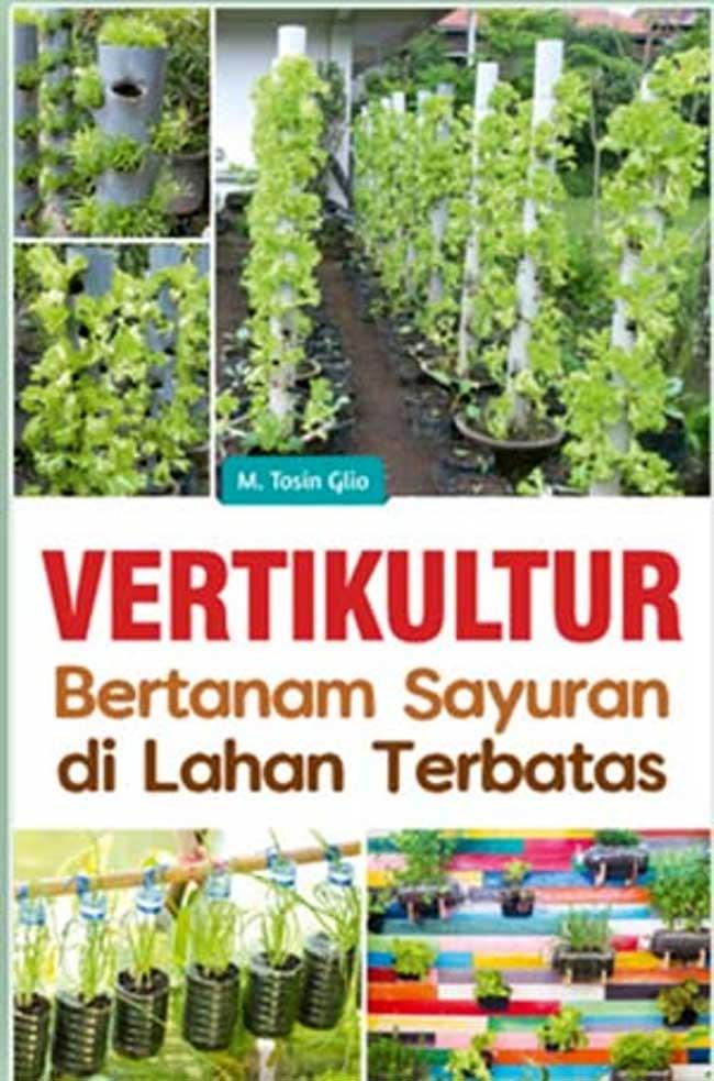 Vertikultur : Bertanam Sayuran di Lahan Terbatas