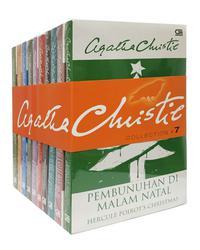 Bundel Agatha Christie#7 (Isi: Dan Cermin, Mawar Tak, Kubur, Pembunuhan Di Malam Natal, Pembunuhan Atas, Mata Rant, Nemesis, Misteri Karib, Kucing Di, ...