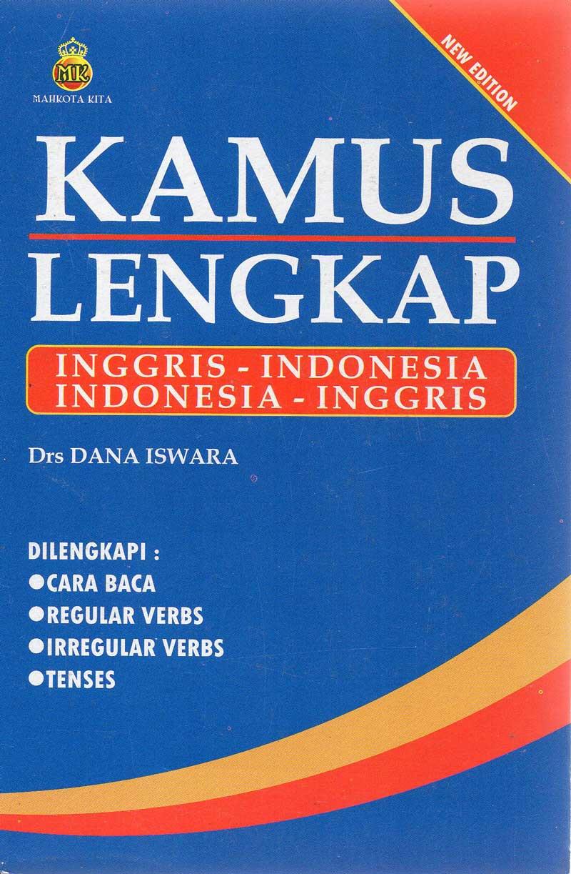 Kamus Lengkap Inggris-Indonesia, Indonesia-Inggris New Edition