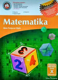 Ebook Matematika Peminatan Kelas X Kurikulum 2013