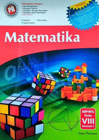 Kunci Jawaban Buku Matematika Kelas 8 Kurikulum 2013