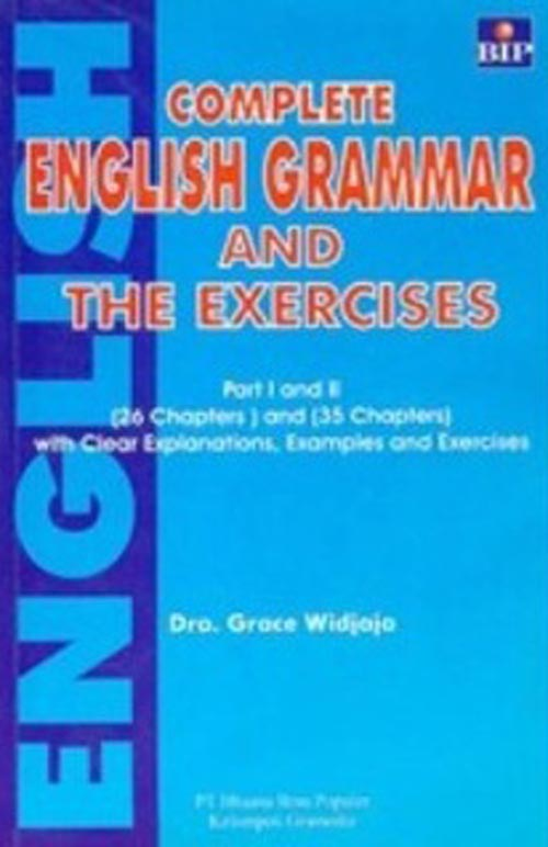 Complete English Grammar&The Exercises