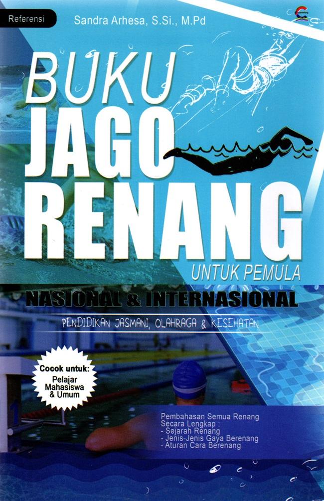 Buku Jago Renang Untuk Pemula