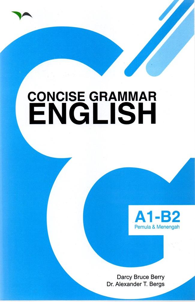 Concise Grammar English