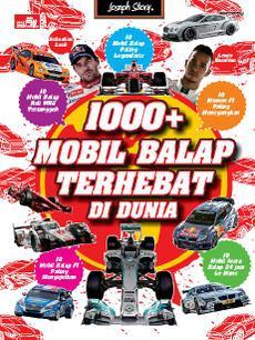 1000 Mobil Balap Terhebat Di Dunia