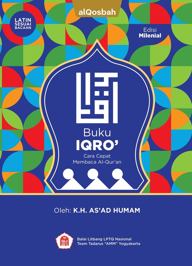 Iqro Qosbah Cara Cepat Membaca Al-Qur'an