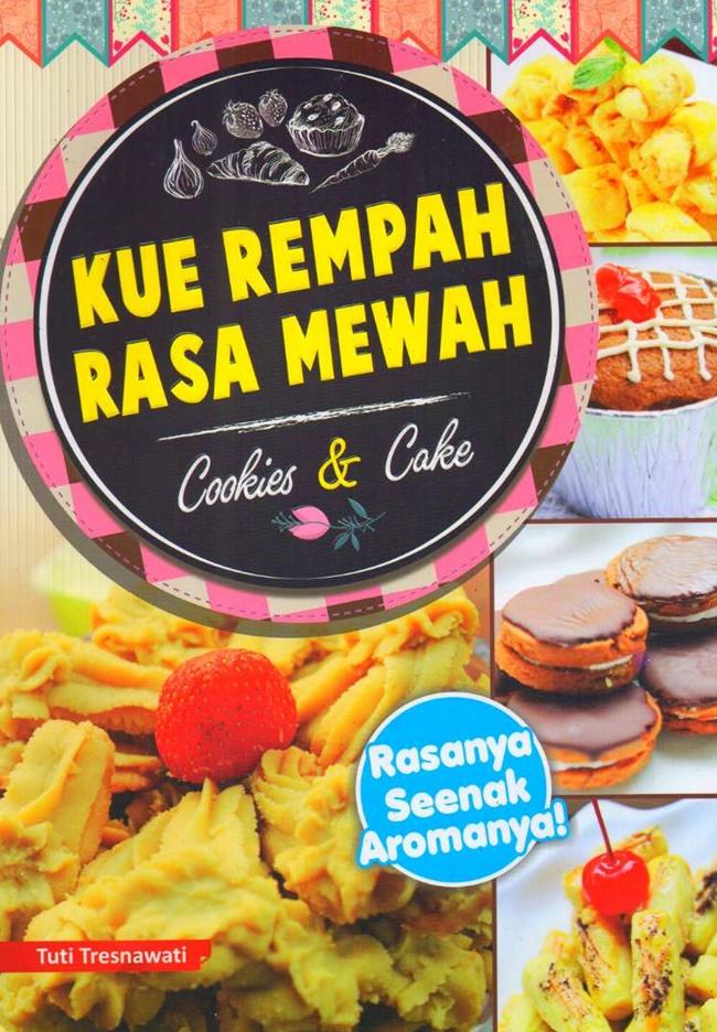 Kue Rempah Rasa Mewah Cookies & Cake