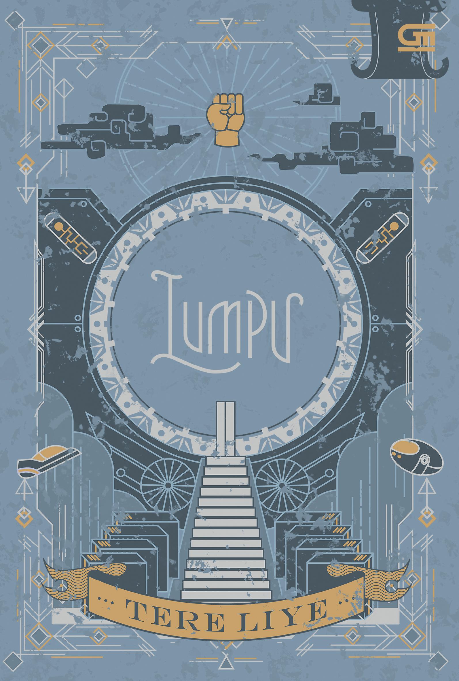 Novel Lumpu