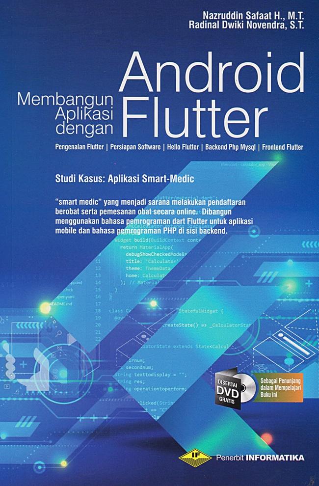 Membangun Aplikasi Dengan Android Flutter +Dvd