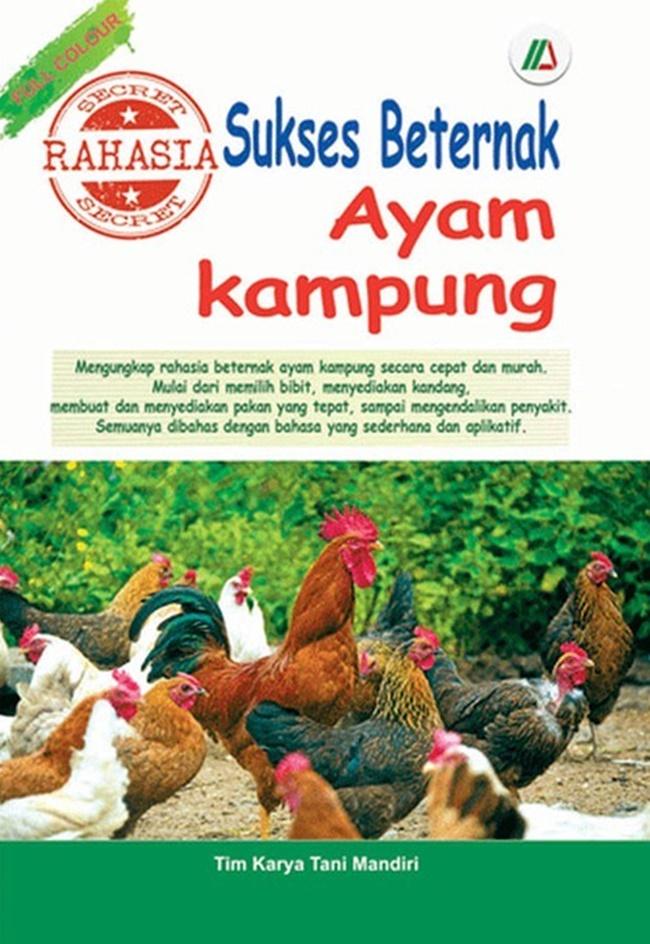 Rahasia Sukses Beternak Ayam Kampung