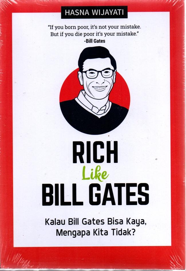 Rich Like Bill Gates